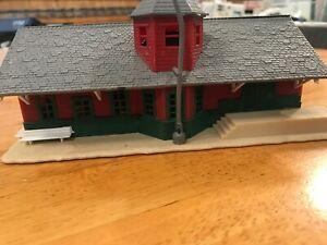 HO Train Station-  Estate 2020-10b