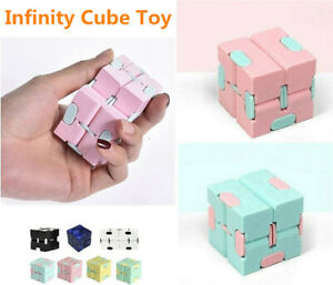 Children Adult Decompression Toy Infinity Magic Cube Puzzle Toys Relieve Stress