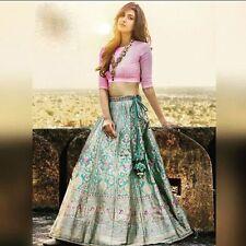 Indian Latest Fancy Bollywood Designer Digital Print Lehenga Choli Girls&Women
