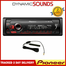 Pioneer Mvh-s420dab Mechaless RDS Dab/dab Bluetooth USB Aux-in anteriore C