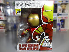 Marvel Mighty Muggs Iron Man SDCC Exclusive