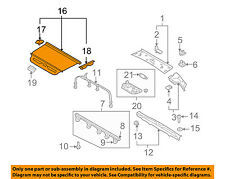 VOLVO OEM 08-16 XC70 Interior-Rear-Luggage Compartment Cover 39882849