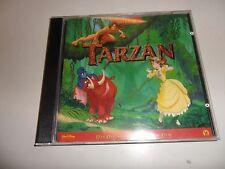 CD Hörspiel-Tarzan da Disney e Hörspiel (1999)