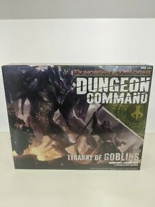 D&D Dungeon Command Tyranny Of Goblins Sealed Box