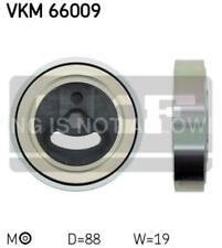 Tensioner Pulley Ribbed V-Belt V-Ribbed VKM 66009 AUX Guide Drive Timing Belt