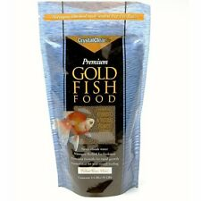 CrystalClear Premium Koi & Goldfish Food - Mini Pellet - 8.8 Ounce