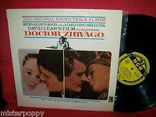 MAURICE JARRE Doctor Zhivago OST LP 1966 AUSTRALIA EX+ MONO First Pressing