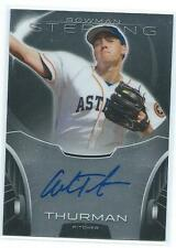 2013 Bowman Sterling-Andrew Thurman autograph-Astros