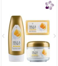 LR Milk & Honey-set