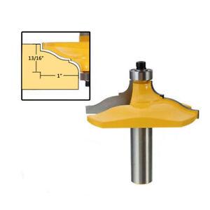 """Round Angle Lock Mitre Fräser Holzschneider 1/2 """"Schaft 12,7 mm Durchmesser"""