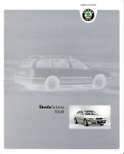 Prospekt/brochure skoda Octavia Tour 09/2004