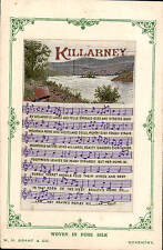 More details for woven silk. killarney by w.h.grant.