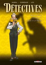 DETECTIVES  ** TOME 7 NATHAN ELSTE **  EO NEUF HANNA/GUINEBAUD