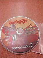 Sony PlayStation 2 PS2 Disc Only Resurfaced Devil Kings Capcom Black Label