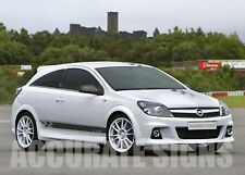 ASTRA VXR GRAPHICS SET STICKERS STRIPES CAR DECALS