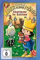 Der kleine König - Abenteuer im Schloss | DVD | Zustand gut