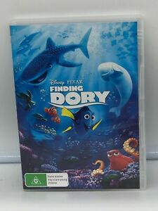 Finding Dory (DVD, 2016) Very Good Condition Region 4