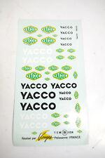 Decals Sticker Virages Tem 99 Yacco 1:24 New (K37) #32
