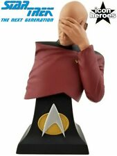 Icon Heroes SDCC 2020 Star Trek The Next Generation Captain Picard Facepalm Bust