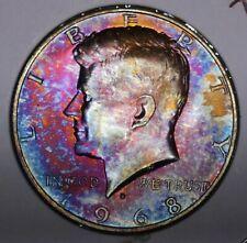 1968-D Silver Kennedy Half Dollar