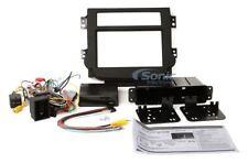 METRA Single/Double DIN Install Kit for 2013-up Chevrolet Malibu | 95-3318B