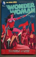 HC Wonder Woman Volume 6 Six 2015 nm/mint 9.8 1st Hardcover 164 pgs New 52