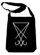 Sigil of Lucifer Crossbody Sling Bag School Gothic Punk Occult Alternative Satan