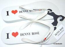 Denny Rose infradito ciabatte 35/36 37/38 39/40 41/42 B