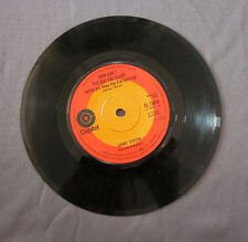 """Vinilo SG 7"""" 45 rpm CANDI STATON - HOW CAN I PUT OUT THE FLAME - STAND BY Y MAN"""