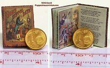 1209# Bobs school days - engl. Kinderbuch - Puppenhaus/Puppenstube - M 1zu12