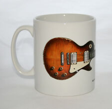 Guitar Mug. Billy Gibbons' 1959 Gibson Les Paul 'Pearly Gates'