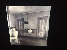"Walker Evans ""Railroad Waiting Room 1953"" Photography 35mm Glass Slide"