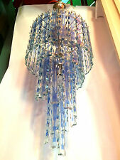 Lampadario midcentury Vintage Chandelier ceilinglamp VECA FONTANA ARTE