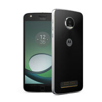 Motorola Moto Z Droid Play (Latest )XT1635 32GB Grey (Verizon) 9/10 Unlocked