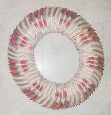 Prison Folk Art Frame Cigarette Wrappers.