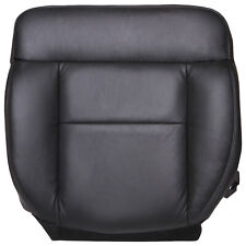 2004 - 2008 Ford F150 Lariat Driver Bottom Replacement Seat Cover - Leather