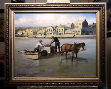 ENGLISH FISHERMEN   by Richard R. Nervig