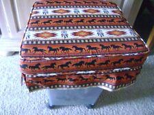 Lone Star  Western Decor Two Chair Cushion