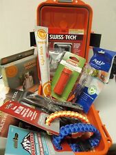 11 PIECE Survival Kit Outdoor Travel Hike Field Camp Emergency Kits PARACORD