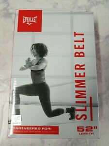 Everlast FIT Slimmer Belt One Size Fit Most up to 52 Waist Size - New Workout