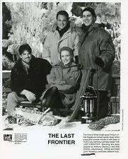 JESSICA TUCK JOHN TERESKY PATRICK LABYORTEAUX LAST FRONTIER 1995 FOX TV PHOTO