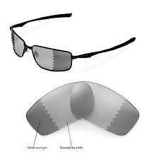 New Walleva Polarized Transition/Photochromic Lenses For Oakley Splinter
