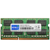 New 8GB 2Rx8 PC3-10600 DDR3-1333Mhz 204Pin Unbuffered SODIMM Laptop Memory RAM
