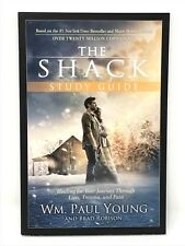The Shack Official Movie Study Guide by WM. Paul Young God Jesus Christ bible