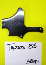 TAURUS MODEL 85 BLUED 38 SPECIAL SIDE PLATE USED FACTORY