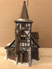 """Department 56: Heritage Village: Dickens Village: """"Old Michaelchurch"""" #5562-0"""
