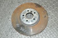 BMW X3 3.0d G01 2018 RHD BRAKE DISC FRONT LEFT NEAR SIDE