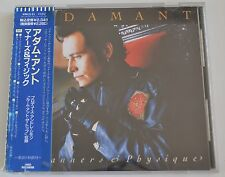 Adam Ant/ The Ants  Manners RARE JAPANESE with obi