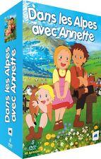 ★Dans les Alpes avec Annette ★ Intégrale de la série - Coffret 8 DVD