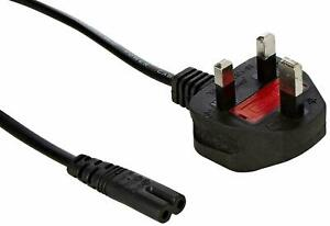 ORIGINAL HP POWER CABLE LEAD FOR HP 3762, 2620, 2633 , 8712 ALL IN ONE PRINTERS